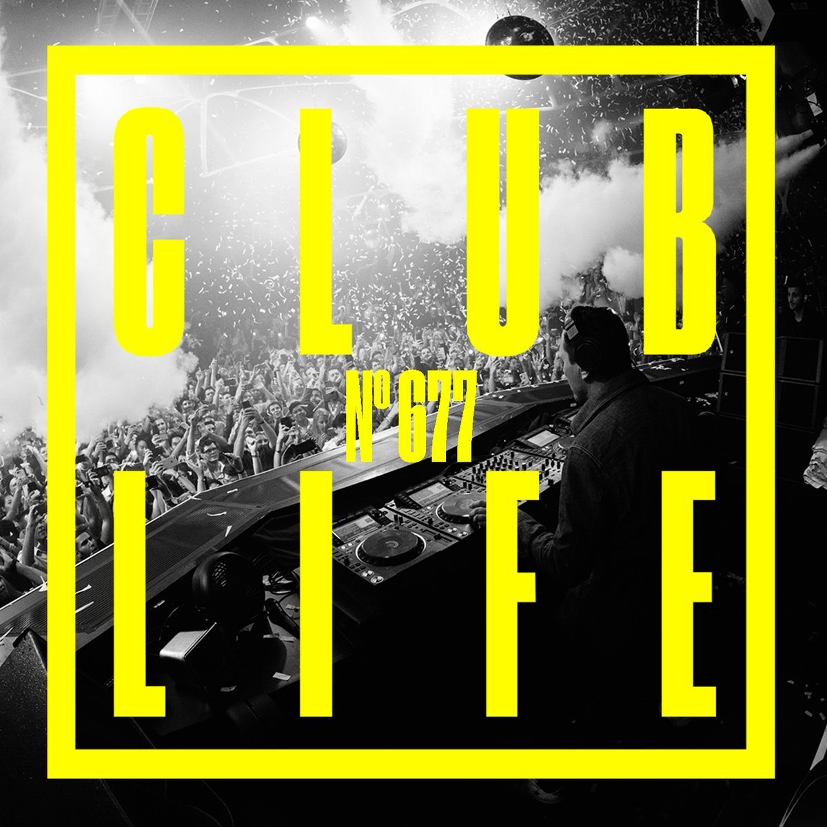 CLUBLIFE 677 is up now on my @YouTube and @SoundCloud page 🎶🎶 tsto.co/clublife677