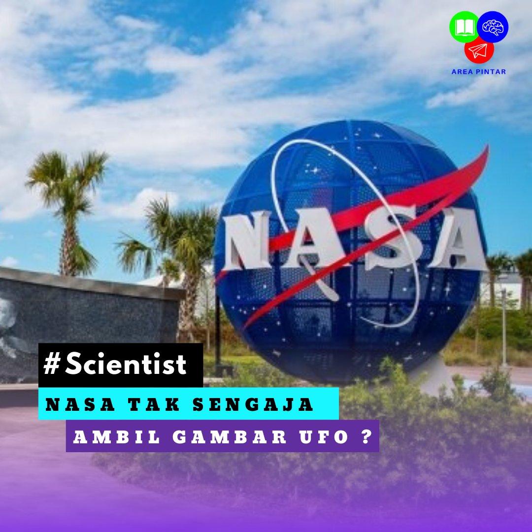 NASA Tak Sengaja Ambil Gambar UFO ? --- Ada hal aneh yang terlihat dari hasil tangkapan gambar dari Solar Terrestrial Relations Observatory (STEREO) yang merupakan misi dari NASA. ... Baca Selengkapnya di https://s.id/fjXfH .. #science #scienceisawesome #nasa #Space #spacerpic.twitter.com/zbhYEQ8J9h