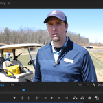 Image for the Tweet beginning: Editing some instructional videos with
