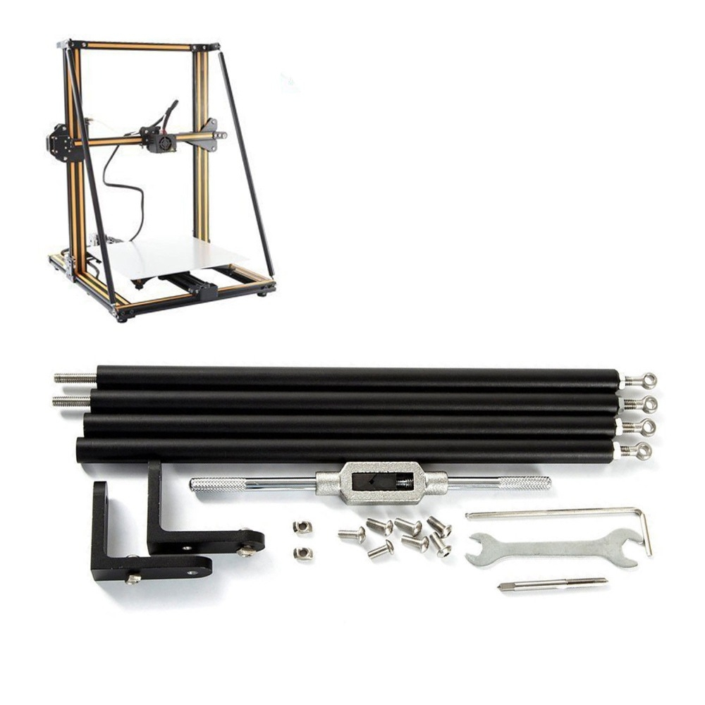 Supporting Rods Kit for Creality 3D Printer 41.99 $ and Free Shipping! #3dprintingshop #3dprintingworld #3dprintingday Get it: