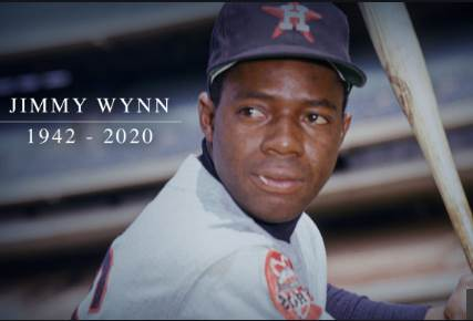 I am saddened to learn of the passing of my friend #JimmyWynn. His love of baseball and the #Astros made a difference in my life. He was so respected by many in #Houston. Elizabeth and I offer our heartfelt condolences to his wife Marie and their children.