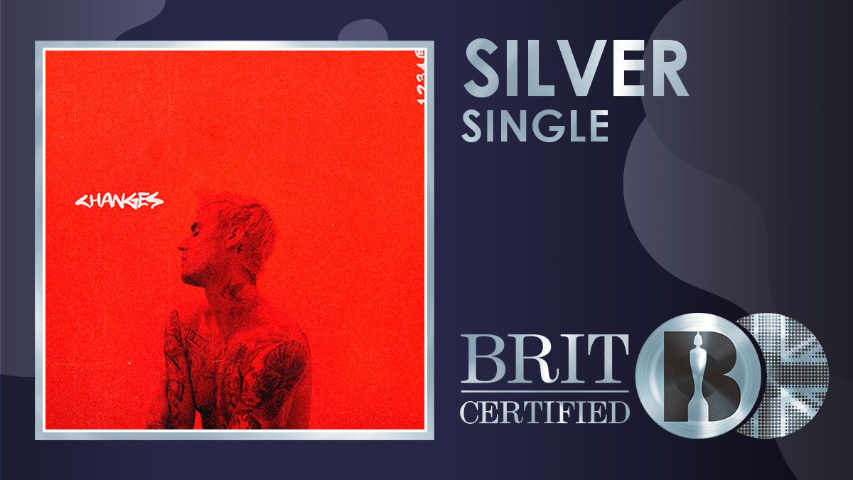 @justinbieber's 'Intentions', which features rapper @QuavoStuntin, is #BRITcertified Silver! <br>http://pic.twitter.com/cpCmcKtGtD