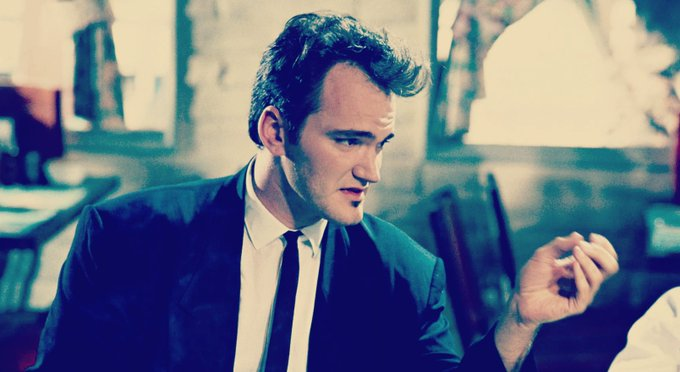 Happy Birthday Quentin Tarantino one of my favorite filmmakers