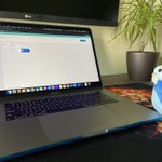 Image for the Tweet beginning: My #golang gopher is helping