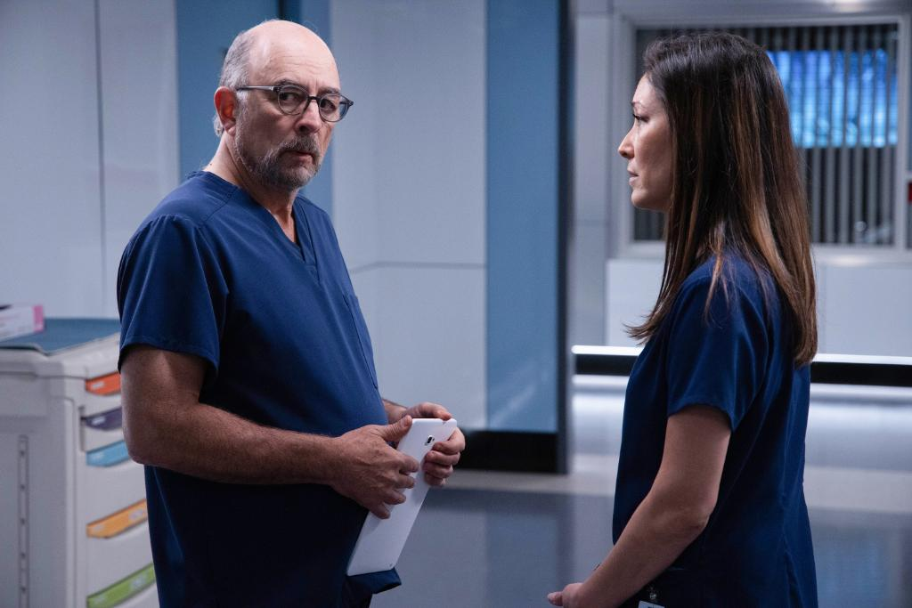 Dr. Lim & Glassman's fast action during #TheGoodDoctor season finale was nothing but heroic.
