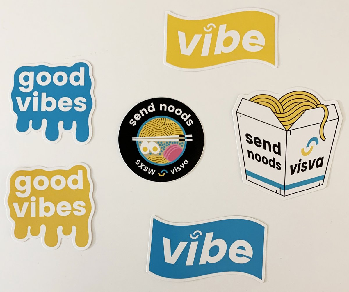 We're announcing a new group of #SendNoods winners early next week!  Click for more info: https://www.visva.com/sendnoods/   #shareyourvibe #findyourtribe #goodvibesonly #freestuff #contest #giveawayalertpic.twitter.com/bPJ2HsoE2E