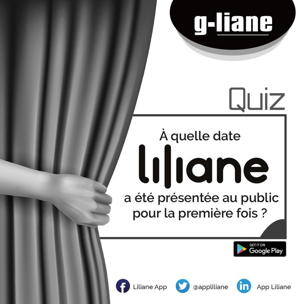#Gliane est de retour ! Un cadeau génial attend le gagnant ! Agréable weekend à tous! Rdv Lundi https://t.co/8PH4gQ18aw