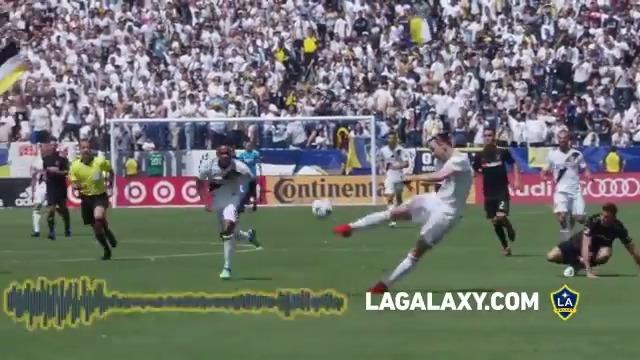 Replying to @LAGalaxyFanTalk: What a masterful, world class, insane, galactic Fuck LAFC goal by Zlatan! #ElTrafico #LAGalaxy