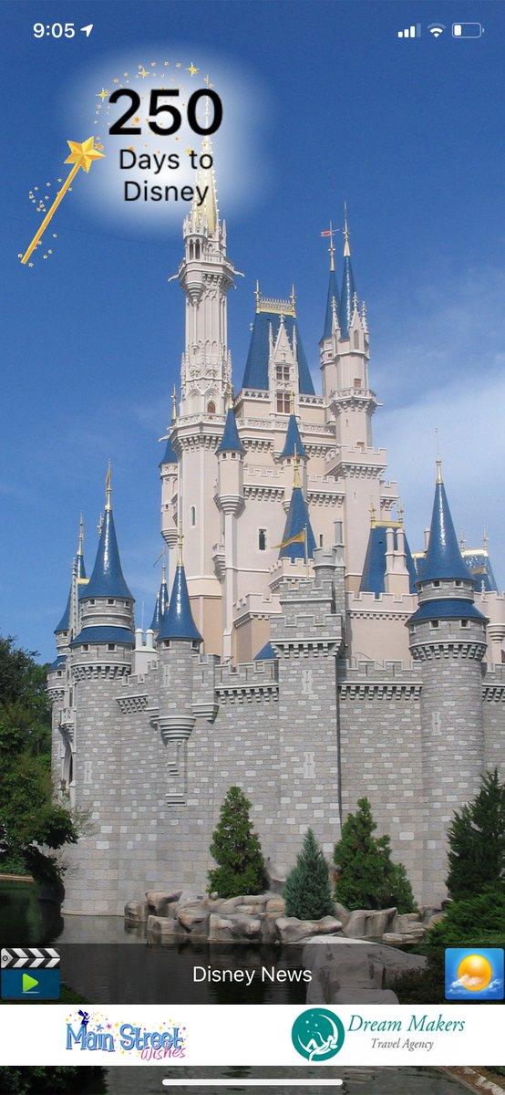 Where's Your #Countdown stand? #DisneyWorld #Disneyland . pic.twitter.com/YAtNJDShkY