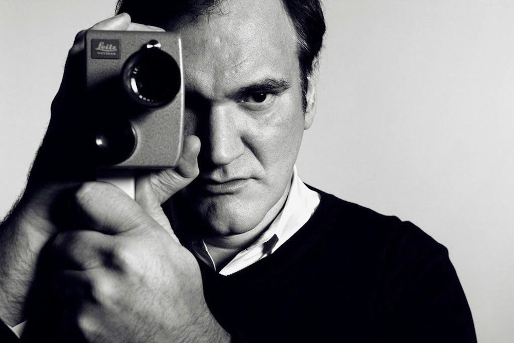 Happy Birthday to Quentin Tarantino - born today in 1963!   Celebrate by dropping a GIF from your favorite Tarantino film  <br>http://pic.twitter.com/pTM9w24ciY