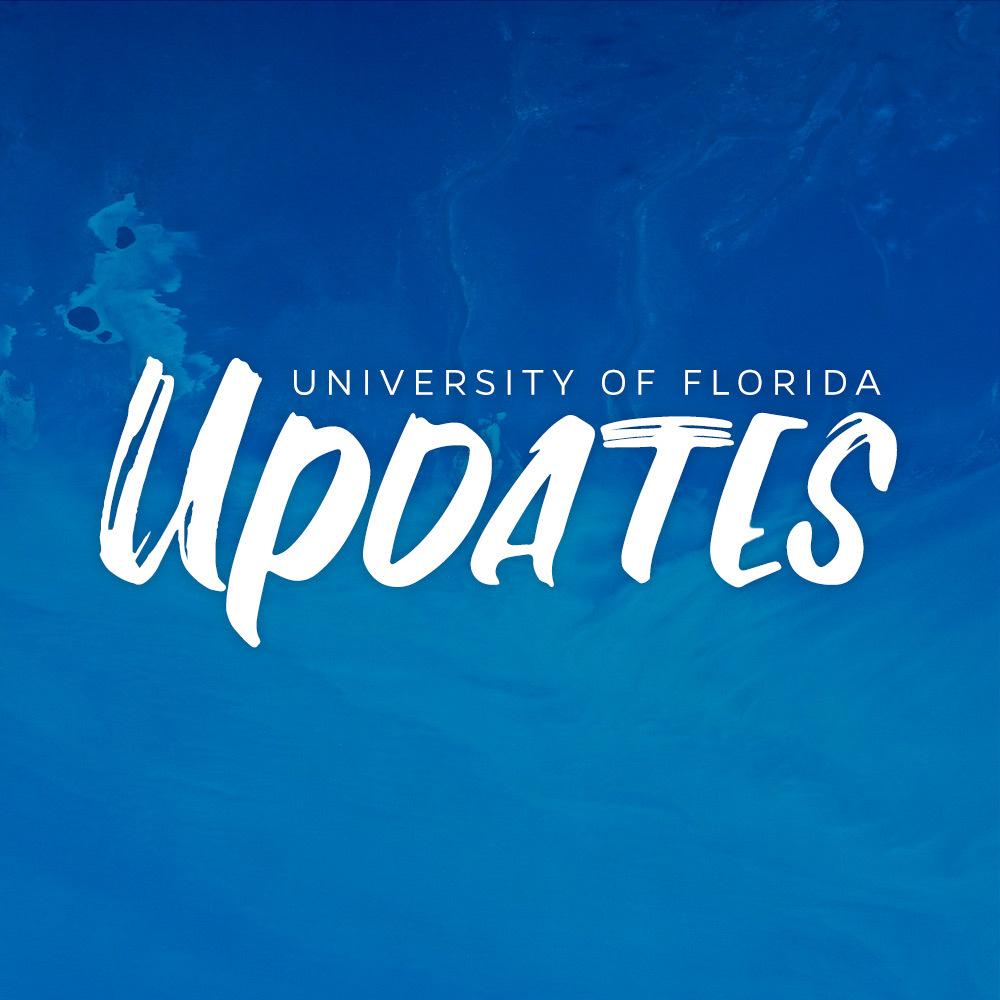 Find @UF updates here➡️news.hr.ufl.edu