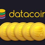 Image for the Tweet beginning: Datacoin price 0.00000010BTC. #datacoin