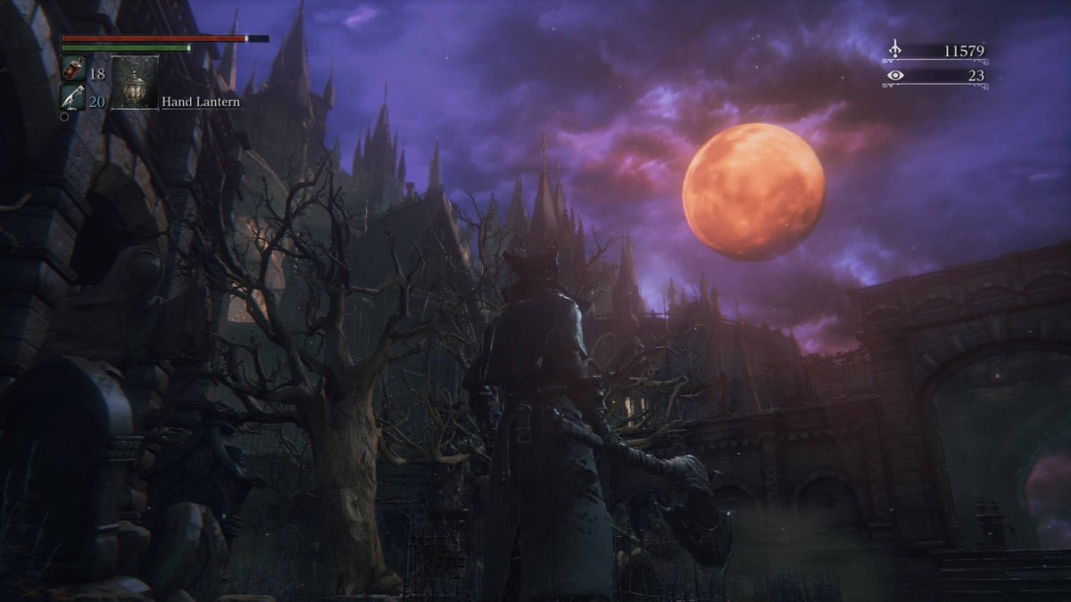 Five years ago I played one of the finest games of this generation. Still waiting for a sequel #videogames #PS4 #Bloodborne #Bloodborne2pic.twitter.com/zKNZB4UhEK