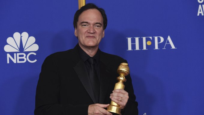 Happy Birthday to the talented Quentin Tarantino!