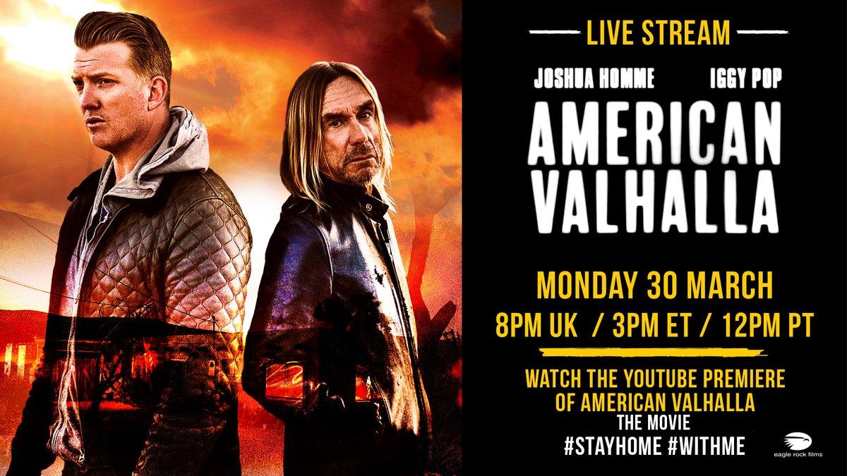 youtu.be/oknb3ihNivU #StayHome #AmericanValhalla