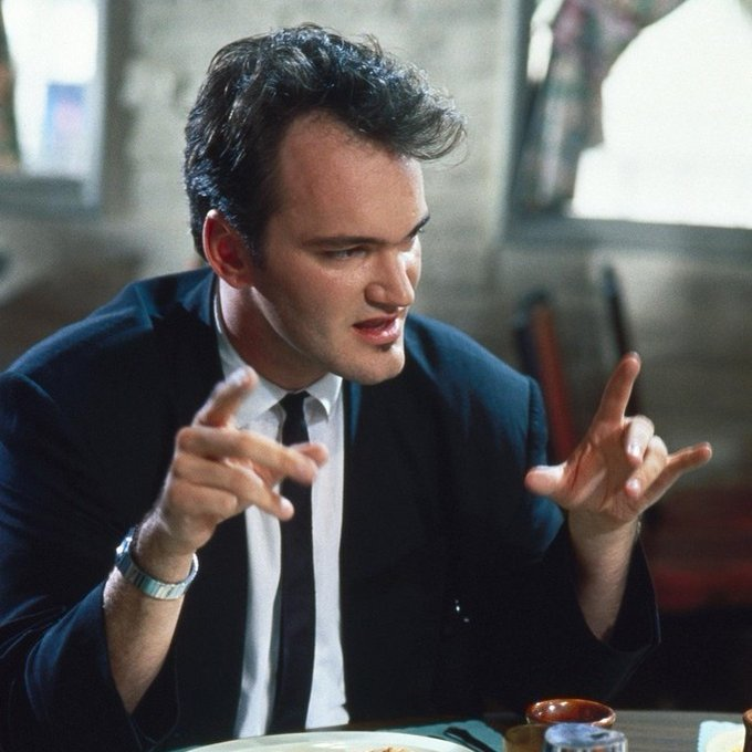 Wishing Quentin Tarantino a Happy Birthday. What are your top 3 films by him?