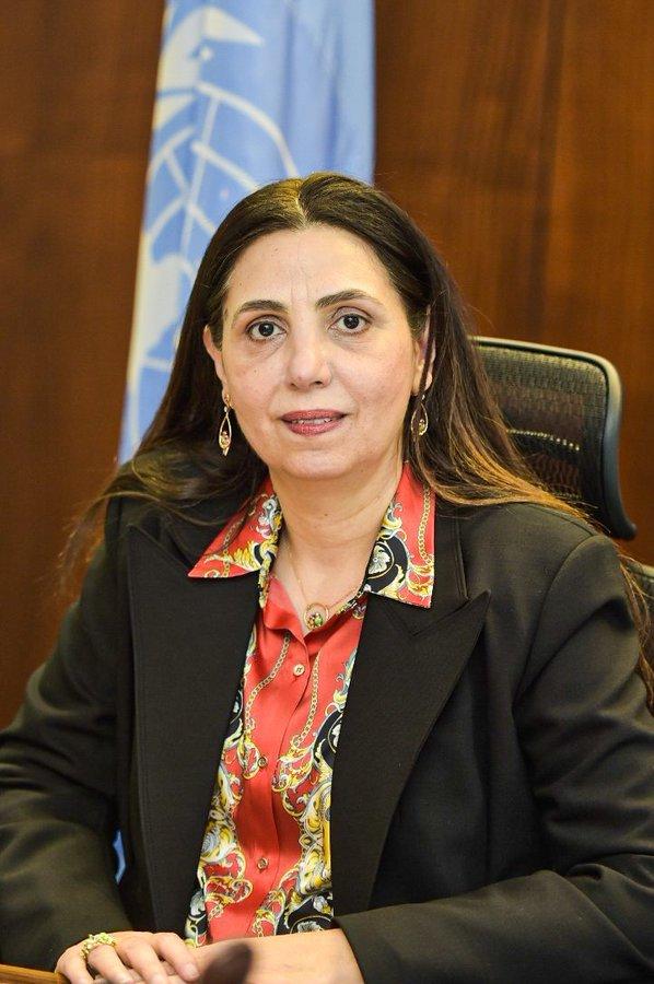 الصورة : الأمم المتحدة/رولا دشتي، وكيلة الأمين العام للأمم المتحدة والأمينة التنفيذية للإسكوا