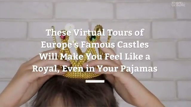 Image for the Tweet beginning: From Versailles to Buckingham Palace,