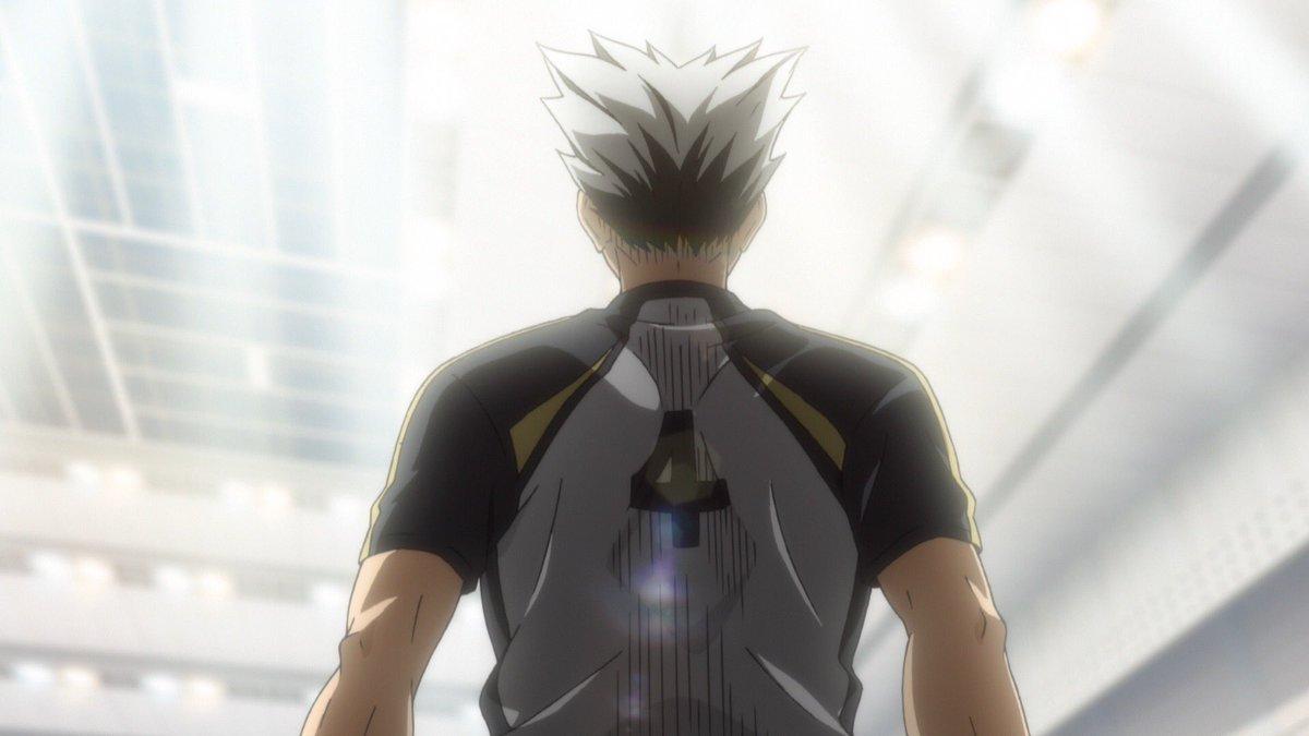 TVアニメ『ハイキュー!! TO THE TOP』第12話「鮮烈」をご覧頂きありがとうございました!!次週4/3(金)放送の第13話「2日目」も宜しくお願い致します!!ついに春高も2日目、2回戦の稲荷崎高校との闘いがスタート!!#ハイキュー #hq_anime
