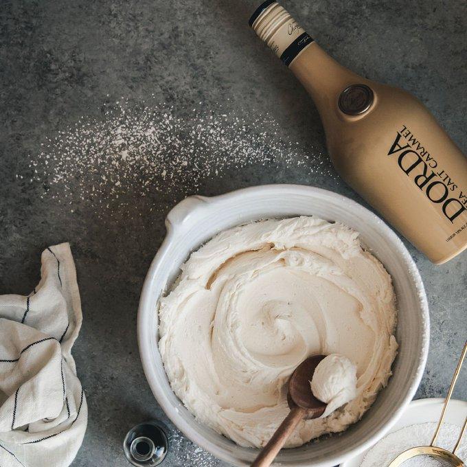 """'s Media: Dorda and baking are """"batter"""" together 👩🍳👨🍳  #DordaLiqueurs #BakingWithDorda #DessertLover ht"""