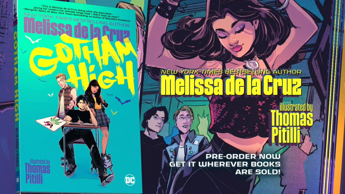 For Selina Kyle, a triangle is the perfect shape   Join the drama in #GothamHigh by @MelissadelaCruz and @thomaspitilli: https://bit.ly/2Uc77sopic.twitter.com/nCTSlZEkdu
