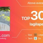 Image for the Tweet beginning: lagilaper is the Leader of