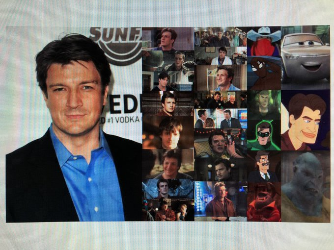 Happy 49th Birthday to Nathan Fillion!