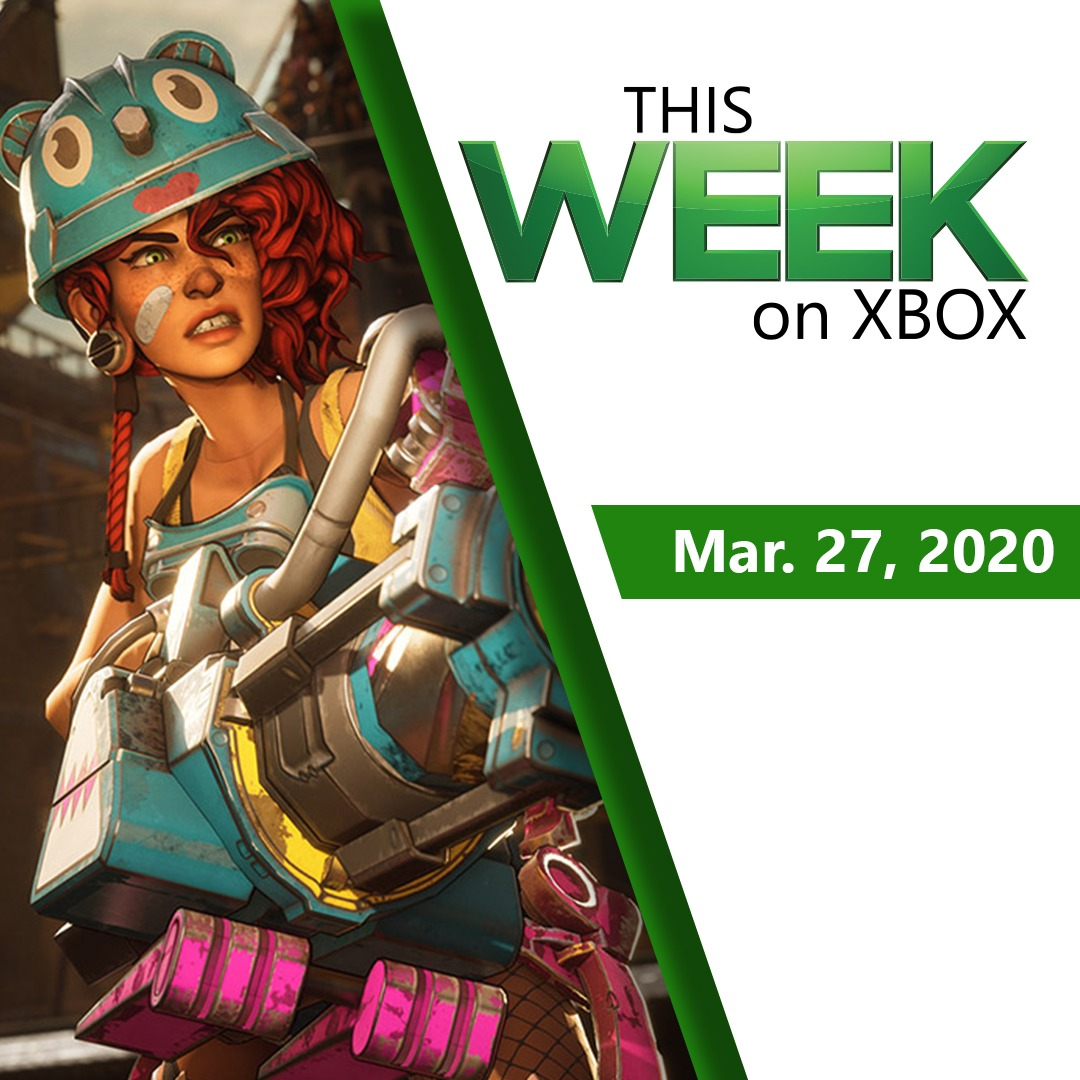 This Week on Xbox, were talking about video games. New ones, that is.  Watch the episode:  https://xbx.lv/3ajKmZj