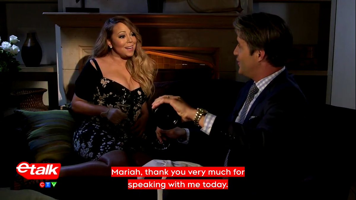 Happy anniversary @MariahCarey! 🥂  ✨ Celebrate with this throwback @BenMulroney interview, and a look at Mariah's most ICONIC performances of all time: https://bit.ly/33XsBwE
