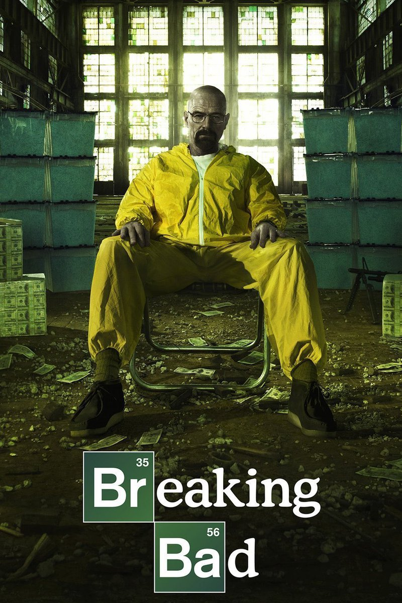The most overrated series ever Boring boring boring boring #breakingbad pic.twitter.com/aMGLZ5jPtS