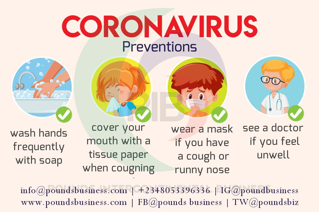 Stay safe and stay at home, if  you notice any symptoms contact a doctor.  #nigerianfollowers #gainerstrick #gainwithmchina #gainwithmtaaraw #gainwithpaula #gainwithxtiandela #gainwiththeepluto  #COVID19 #coronavirus #nigeria #lagos #poundsbiz #hustlersquare #iwanttotrendpic.twitter.com/qLGpV8WEVT