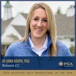 Image for the Tweet beginning: Congratulations to Jo-Anna Krupa, PGA