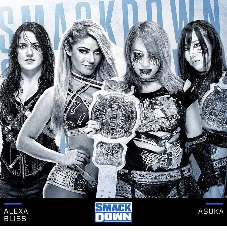@NikkiCrossWWE's photo on #SmackDownOnFox