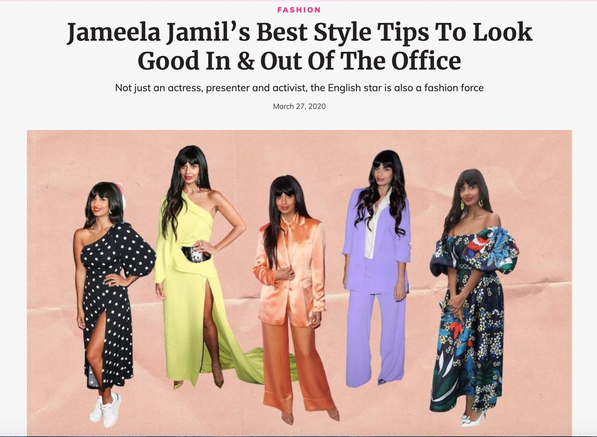 All of these are my Office Looks.