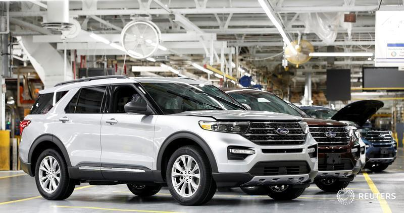 Ford and GM are keeping six months' distance between themselves and a coronavirus-driven crash, writes @AntonyMCurrie. https://bit.ly/2JhpvtK
