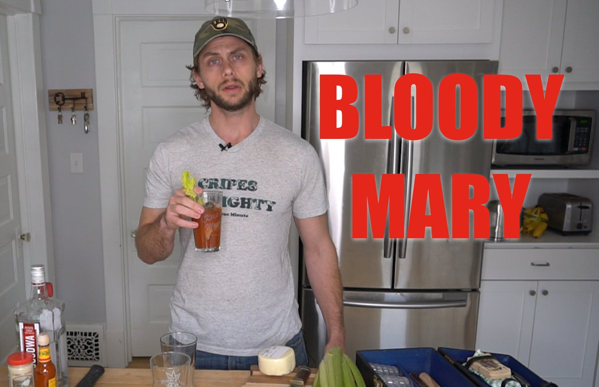 How to Make A Bloody Mary (and donate supplies to hospitals) - Quarantine Kitchen https://t.co/pMiIY4D0Bo https://t.co/GzquFsvsj4