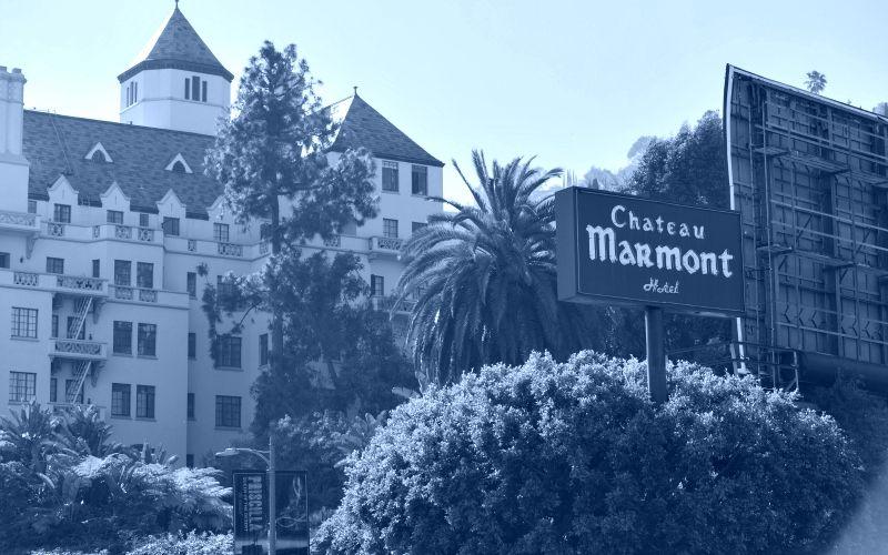 Coronavirus update: Big layoffs at Chateau Marmont buff.ly/3bsWPdl