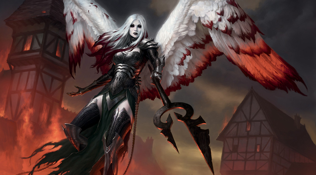 @Brttnymchlle @wizards_magic Avacyn, the Purifier
