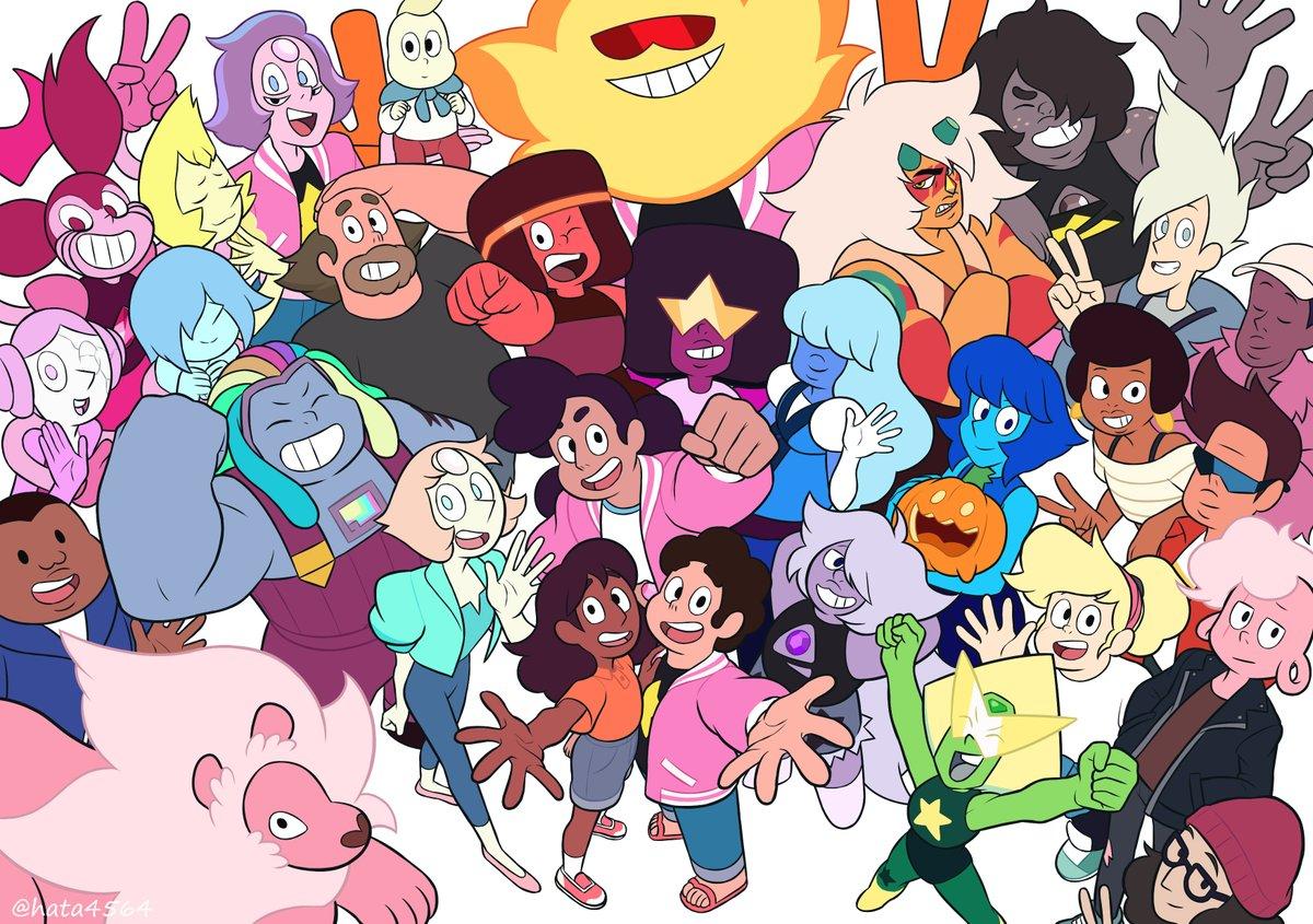 ありがとう!StevenUniverse!#StevenUniverse
