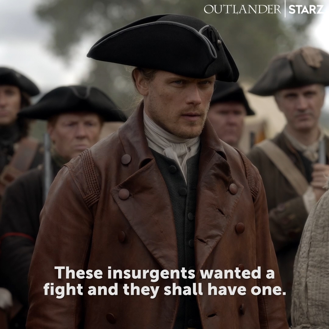 We hate seeing Jamie and Murtagh on opposite sides. Dont miss a new episode of #Outlander  Sunday only on @STARZ .  http://starz.tv/WatchOutlanderTW  …