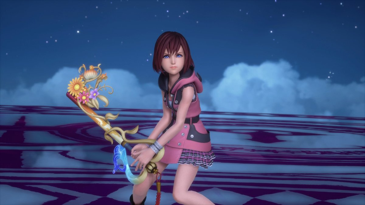 New Kingdom Hearts Game that focuses on Kairi in 2021? I believe it!