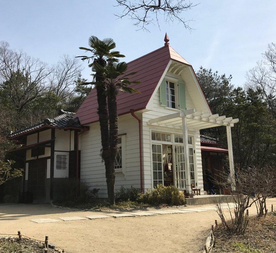 こ、この家は、、、ほんとうにあったんだ。。。