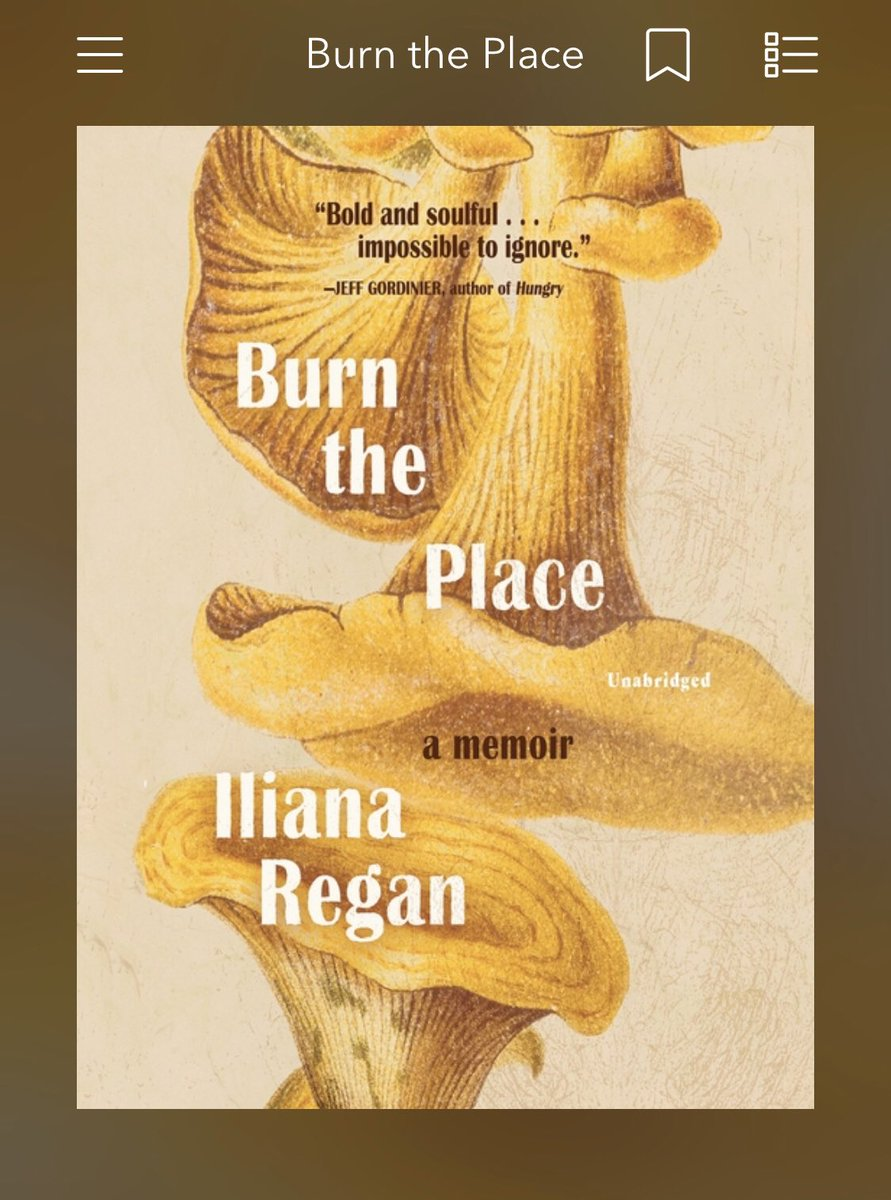 @ilianaregan_co This book is a balm to listen to on a pandemic or in normal anxiety life.