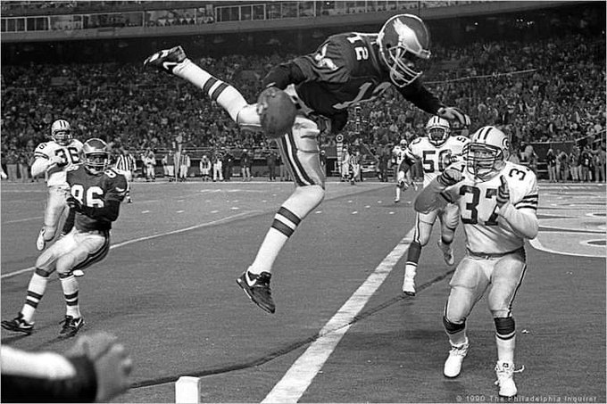 Happy birthday Randall Cunningham.