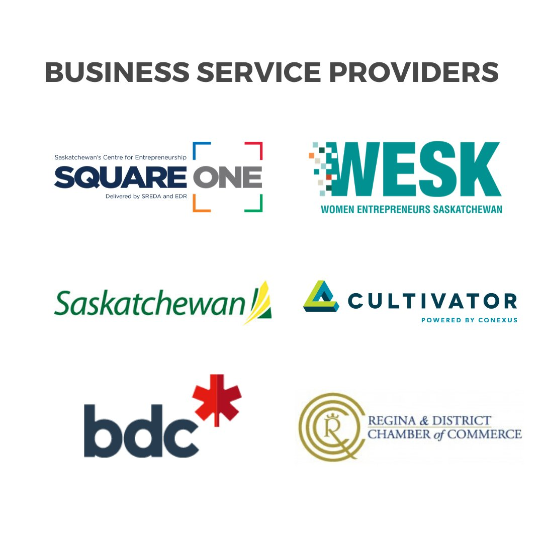 Regina has a variety of business service providers who are here to help you navigate this challenging time. Get in touch to learn more about available options and supports. Visit https://t.co/kNkwpiZfBY to learn more. #YQR #Sask #AudacitYQR https://t.co/6RKmLsKkpL