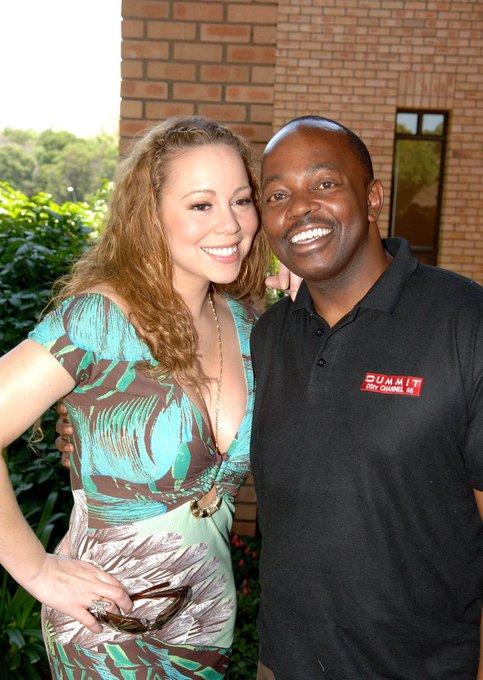 Happy 50th Birthday Mariah Carey! Thank you for a lifetime of wonderful music.