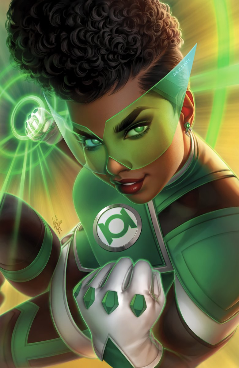 Sojourner Mullein is a groundbreaking Green Lantern  @Bust_Magazine explores the importance of her story in FAR SECTOR: https://bit.ly/2QTeovo #DCYoungAnimalpic.twitter.com/DALuJogxlL