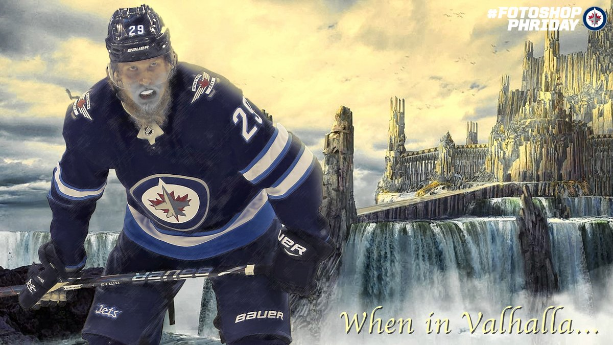 Winnipeg Jets @NHLJets