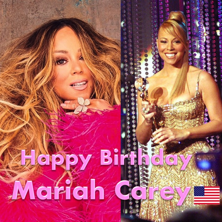 Happy Birthday to the gorgeous and massively talented Superstar #MariahCarey, World Music Awards Legend and Diamond Award Winner! 🎂🍾💐🎁🎉🎇🌟👑🦋❤️ @MariahCarey  https://www.facebook.com/worldmusicawards/photos/a.310614765686310/2859234020824359/?type=3&theater…