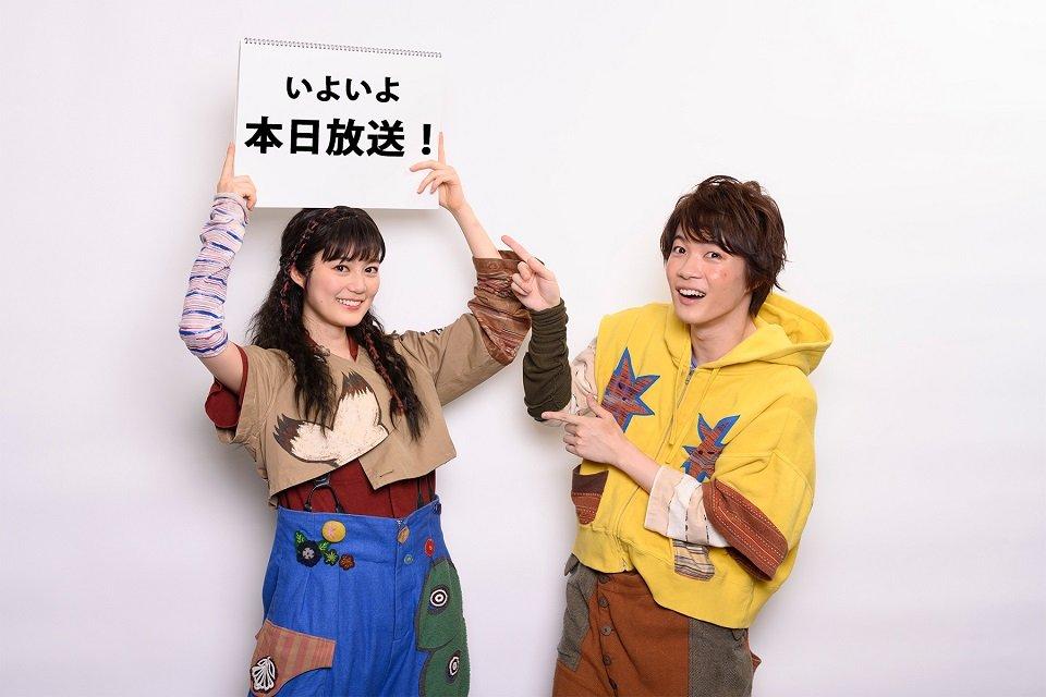 \本日、午後3:20放送/ 『ミュージカル「キレイ-神様と待ち合わせした女-」作・演出 松尾スズキ』